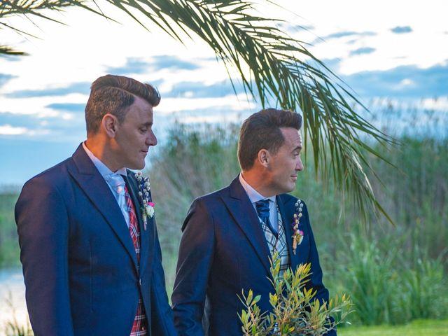 La boda de German y Javier en Valencia, Valencia 213