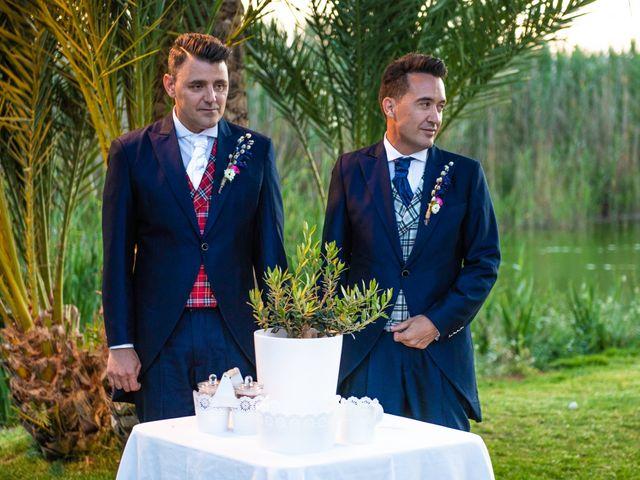 La boda de German y Javier en Valencia, Valencia 214