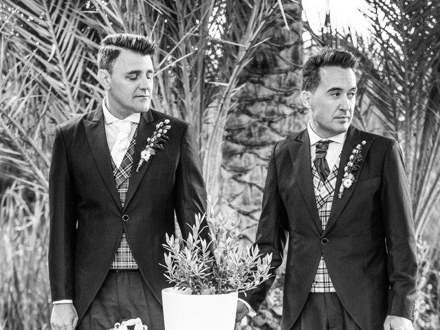 La boda de German y Javier en Valencia, Valencia 215