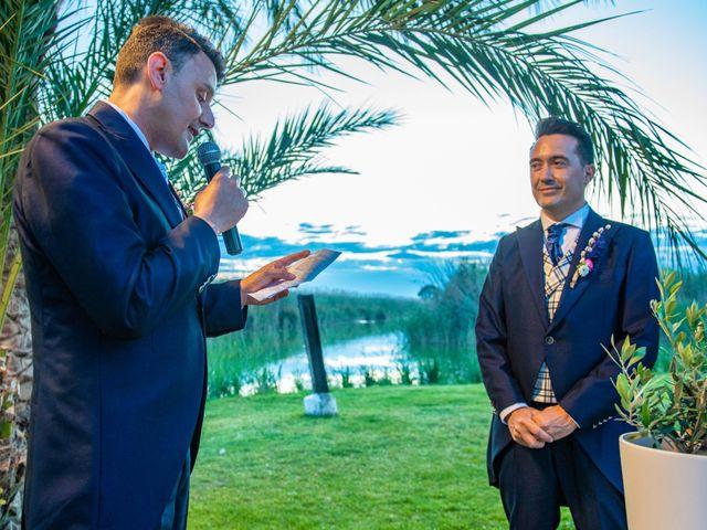 La boda de German y Javier en Valencia, Valencia 220