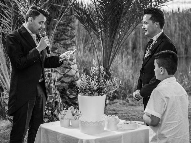 La boda de German y Javier en Valencia, Valencia 221