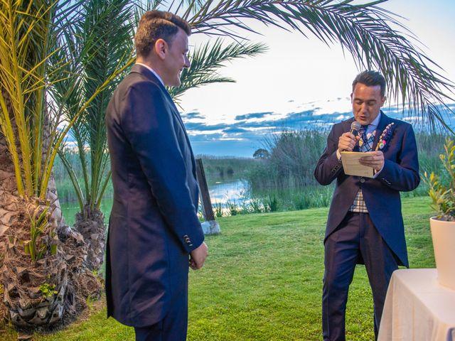 La boda de German y Javier en Valencia, Valencia 223