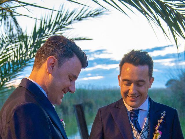 La boda de German y Javier en Valencia, Valencia 227