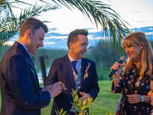 La boda de German y Javier en Valencia, Valencia 228
