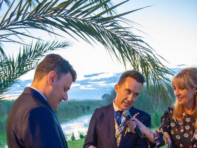 La boda de German y Javier en Valencia, Valencia 230