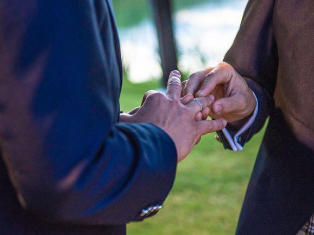 La boda de German y Javier en Valencia, Valencia 233