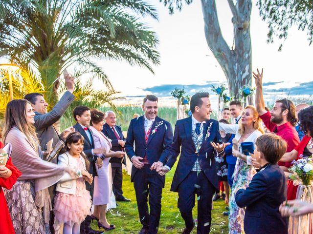 La boda de German y Javier en Valencia, Valencia 235