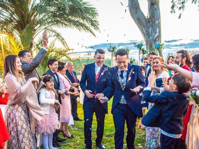 La boda de German y Javier en Valencia, Valencia 236