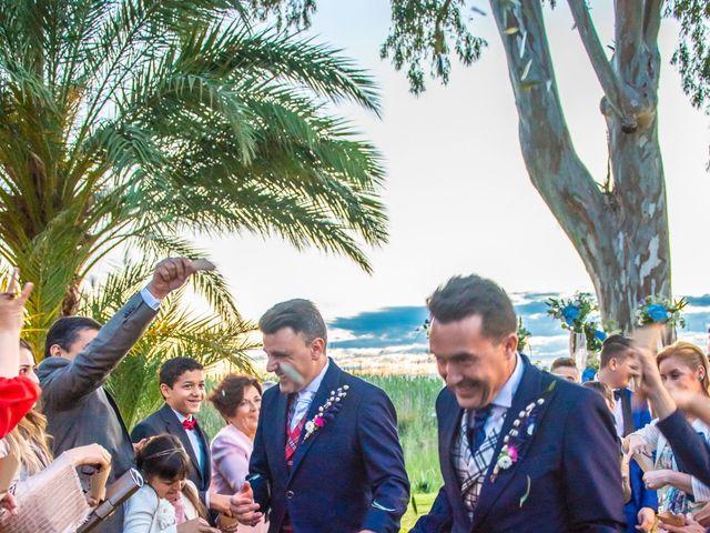 La boda de German y Javier en Valencia, Valencia 237
