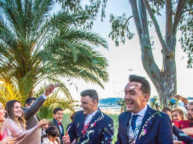 La boda de German y Javier en Valencia, Valencia 238