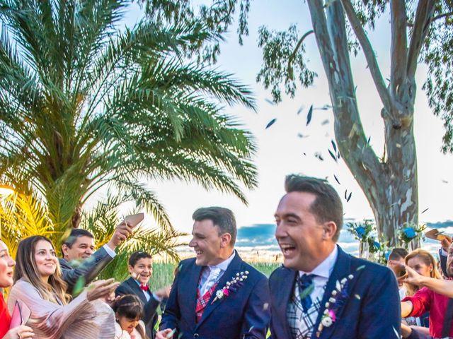 La boda de German y Javier en Valencia, Valencia 239