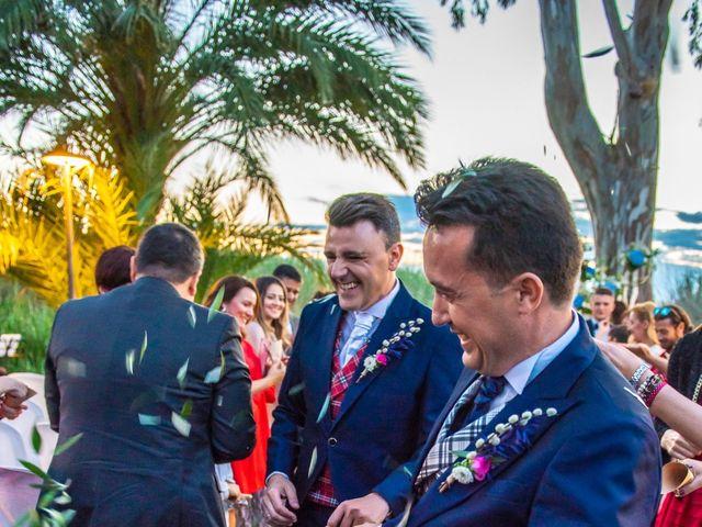 La boda de German y Javier en Valencia, Valencia 241