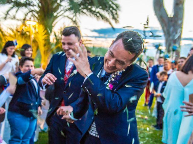 La boda de German y Javier en Valencia, Valencia 243