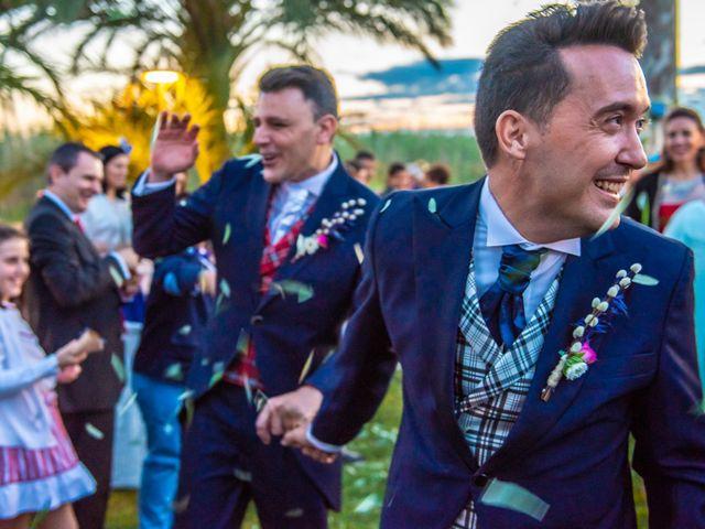 La boda de German y Javier en Valencia, Valencia 246