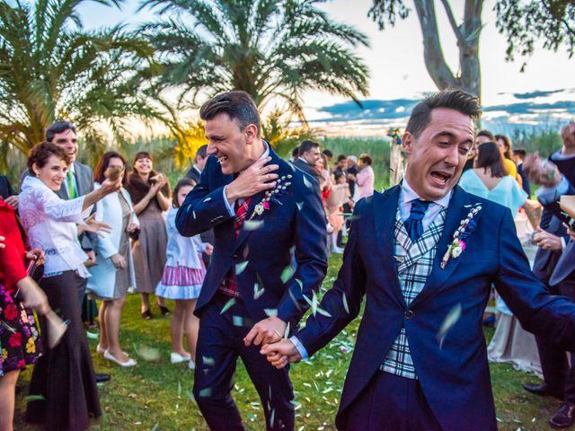 La boda de German y Javier en Valencia, Valencia 248