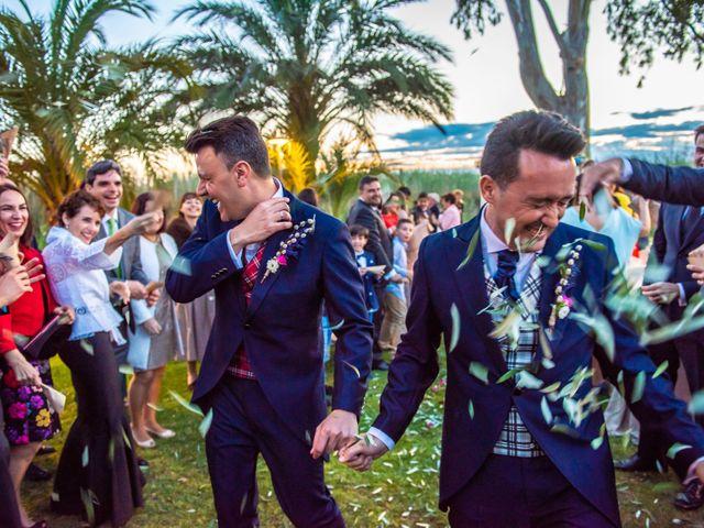 La boda de German y Javier en Valencia, Valencia 249
