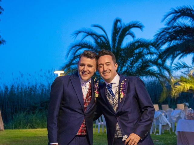 La boda de German y Javier en Valencia, Valencia 262
