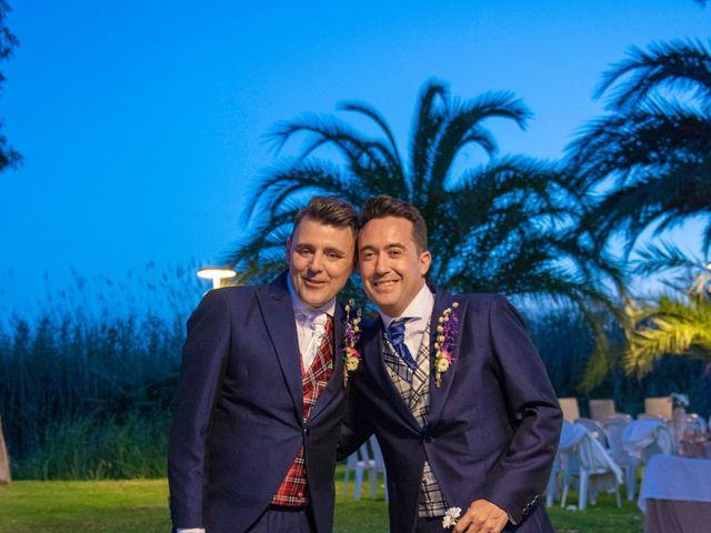 La boda de German y Javier en Valencia, Valencia 263
