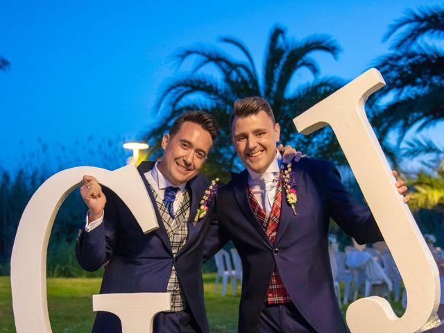 La boda de German y Javier en Valencia, Valencia 264