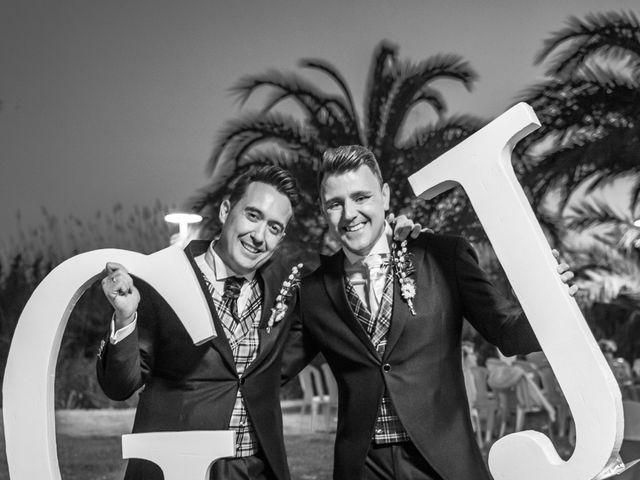 La boda de German y Javier en Valencia, Valencia 265