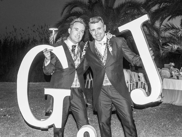 La boda de German y Javier en Valencia, Valencia 267