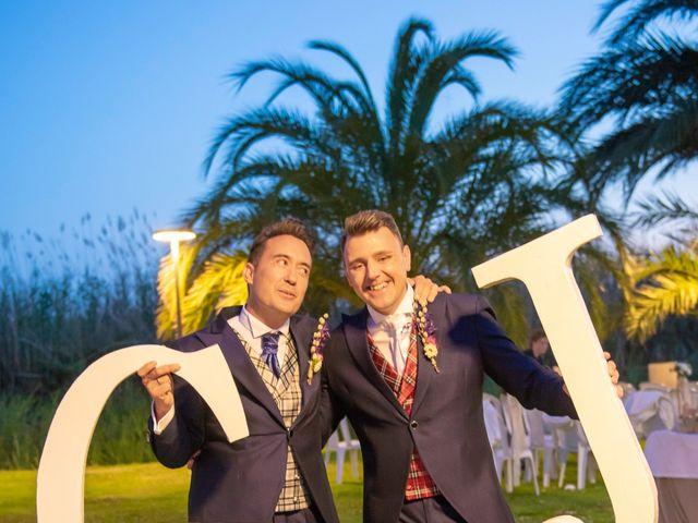La boda de German y Javier en Valencia, Valencia 268