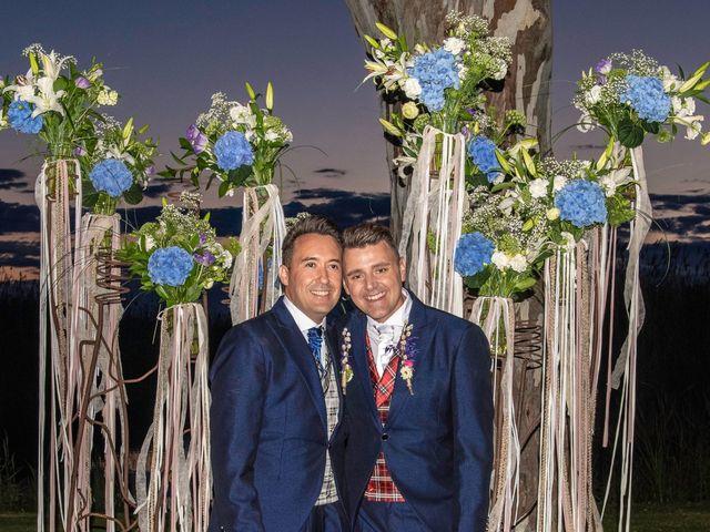 La boda de German y Javier en Valencia, Valencia 270