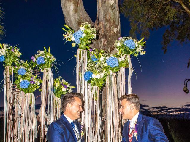 La boda de German y Javier en Valencia, Valencia 273