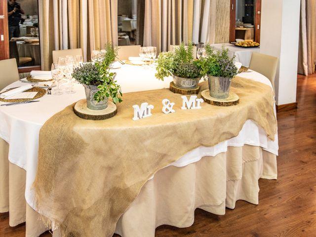 La boda de German y Javier en Valencia, Valencia 293