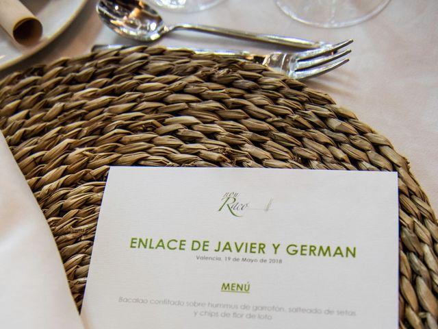La boda de German y Javier en Valencia, Valencia 295