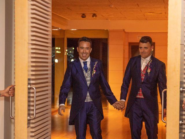 La boda de German y Javier en Valencia, Valencia 322