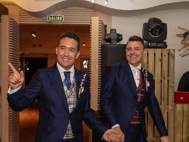 La boda de German y Javier en Valencia, Valencia 325