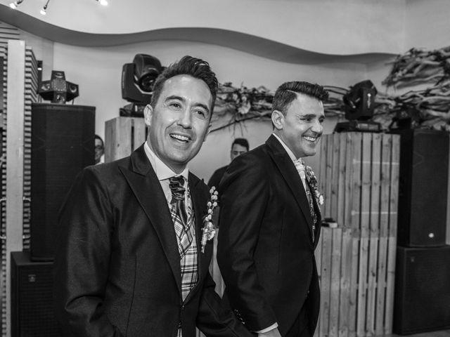 La boda de German y Javier en Valencia, Valencia 326