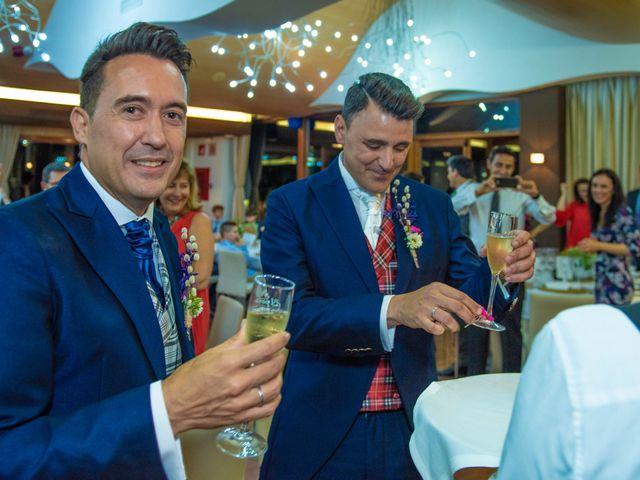 La boda de German y Javier en Valencia, Valencia 327