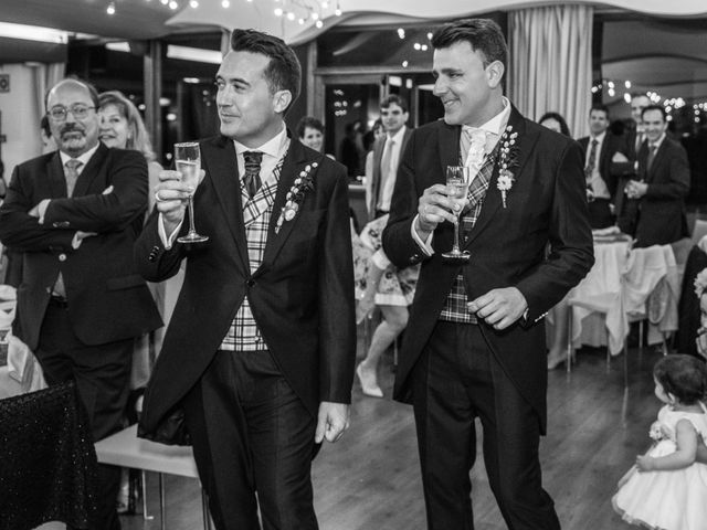 La boda de German y Javier en Valencia, Valencia 330