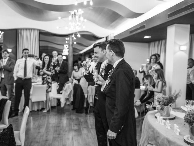 La boda de German y Javier en Valencia, Valencia 332