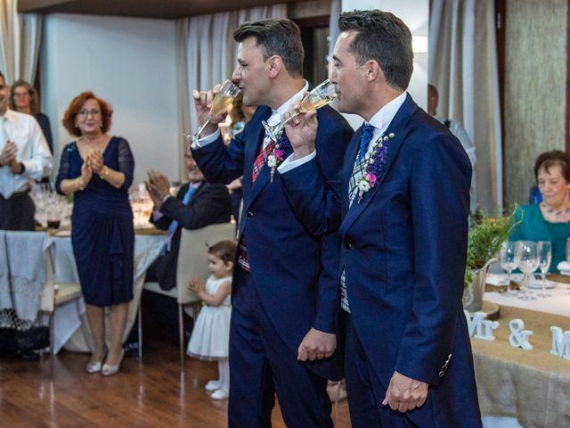 La boda de German y Javier en Valencia, Valencia 333