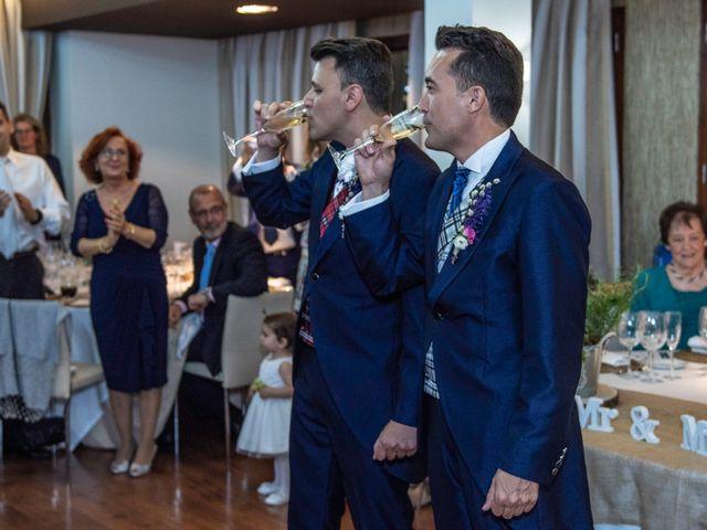 La boda de German y Javier en Valencia, Valencia 334
