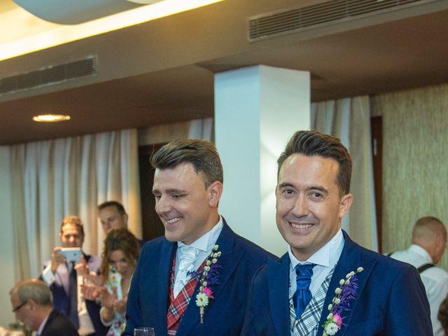 La boda de German y Javier en Valencia, Valencia 335