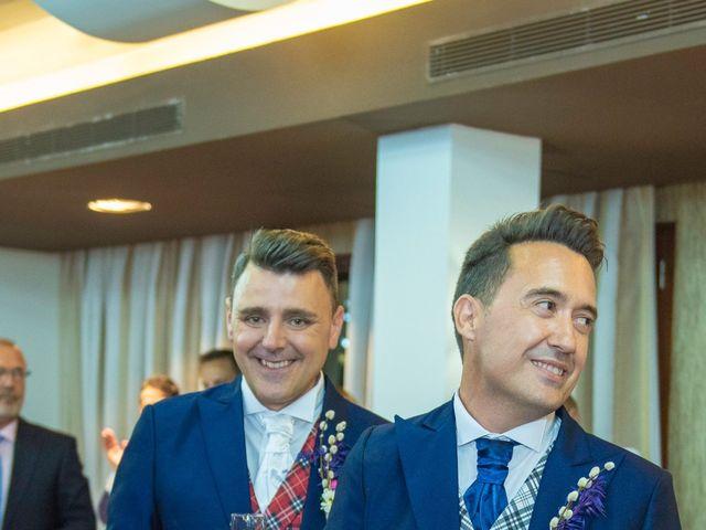 La boda de German y Javier en Valencia, Valencia 336