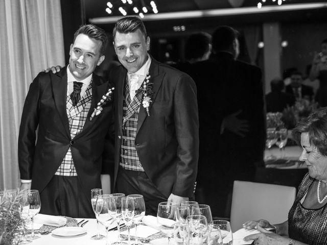 La boda de German y Javier en Valencia, Valencia 337