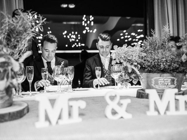 La boda de German y Javier en Valencia, Valencia 339