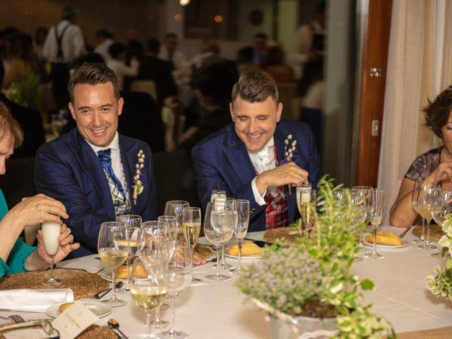 La boda de German y Javier en Valencia, Valencia 342