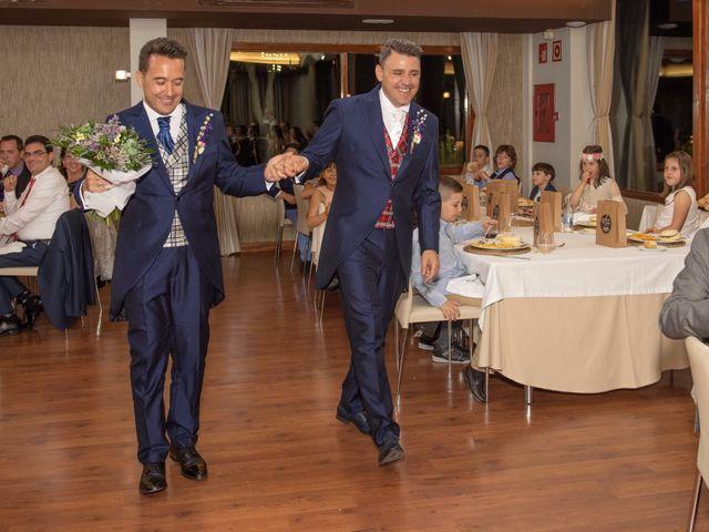 La boda de German y Javier en Valencia, Valencia 344