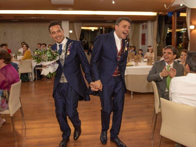 La boda de German y Javier en Valencia, Valencia 345