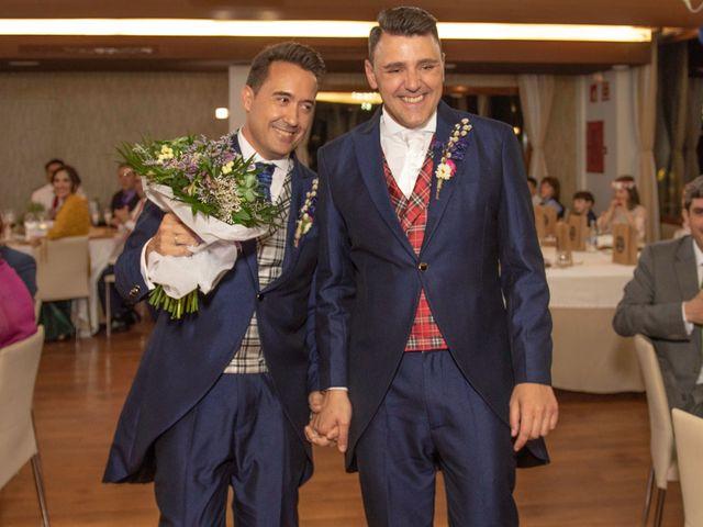 La boda de German y Javier en Valencia, Valencia 346