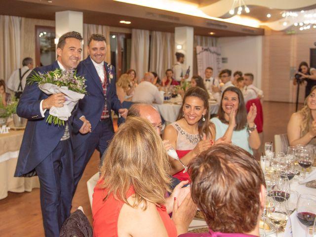 La boda de German y Javier en Valencia, Valencia 347