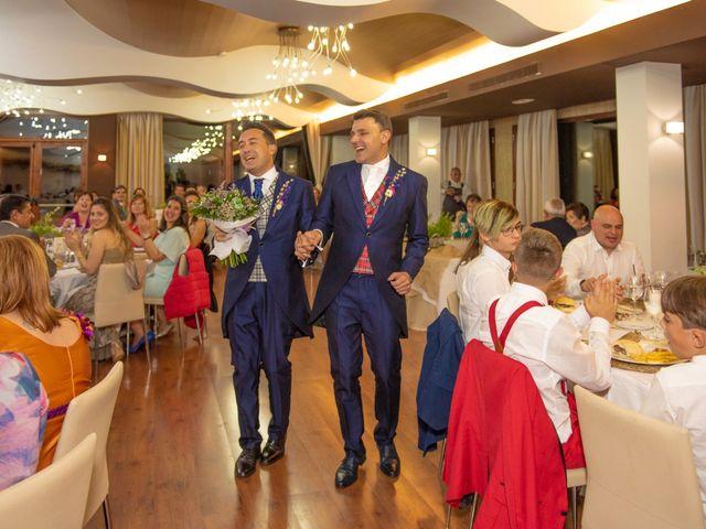 La boda de German y Javier en Valencia, Valencia 350