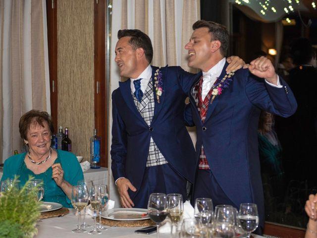 La boda de German y Javier en Valencia, Valencia 368