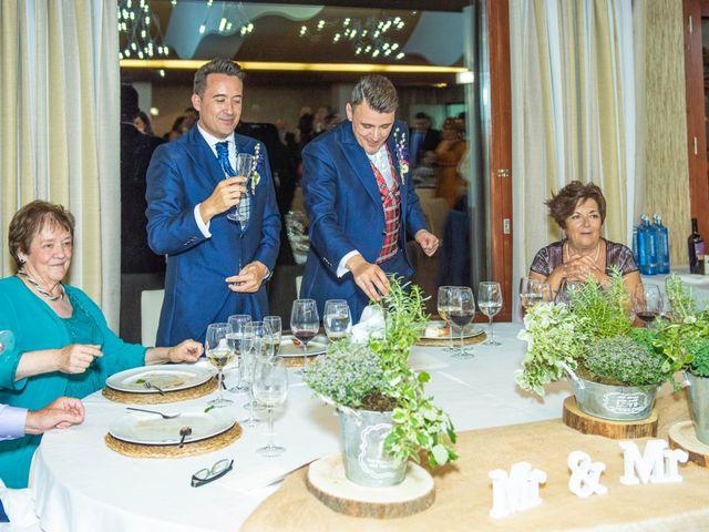 La boda de German y Javier en Valencia, Valencia 374
